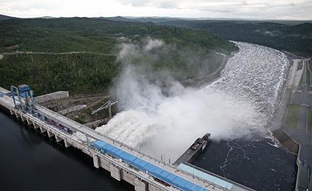 Бурейская ГЭС. Фото ИТАР-ТАСС/ Денис Вышинский