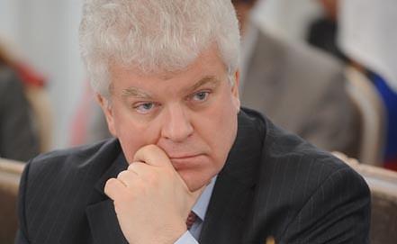 Постоянный представитель России при ЕС Владимир Чижов. Фото из архива ИТАР-ТАСС/ Григорий Сысоев