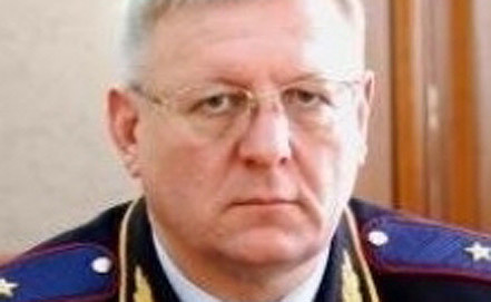 Начальник ГУ МВД России по Кемеровской области Юрий Ларионов. Фото 42.mvd.ru
