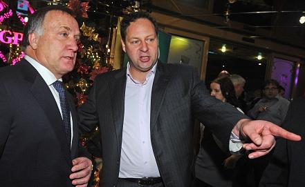 Дик Адвокат и Константин Сарсания. Фото ИТАР-ТАСС/Станислав Красильников