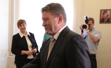 Председатель Московской областной избирательной комиссии Ирек Вильданов. Фото ИТАР-ТАСС/ Денис Вышинский