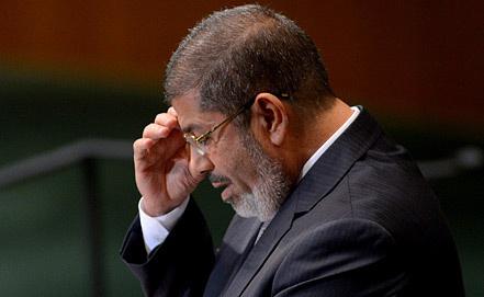 Мухаммед Мурси. Фото EPA/JUSTIN LANE