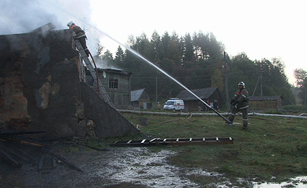 Фото EPA/ RUSSIAN EMERGENCY MINISTRY
