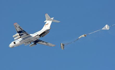 Фото ИТАР-ТАСС/Пресс-служба Министерства обороны