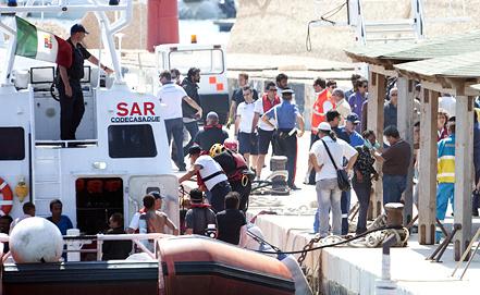 Фото EPA/CIRO FUSCO