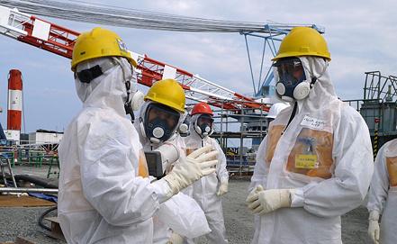 Фото EPA/TOKYO ELECTRIC POWER CO.