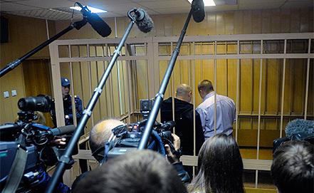 Юрий Луньков и Владимир Черезов (слева направо). Фото ИТАР-ТАСС/ Сергей Бобылев