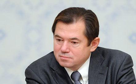 Сергей Глазьев. Фото ИТАР-ТАСС/Григорий Сысоев
