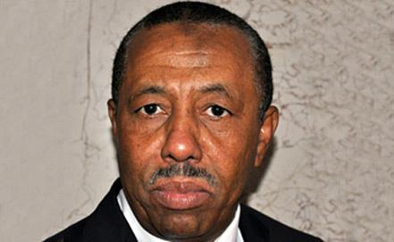 Министр обороны Ливии Абдалла ат-Тани. Фото EPA/SABRI ELMHEDWI