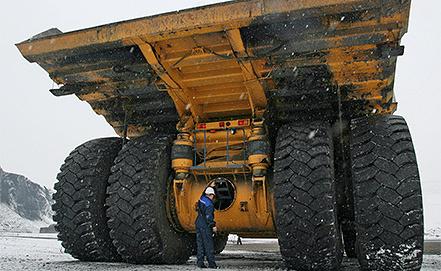 Карьерный самосвал БелАЗ. Фото ИТАР-ТАСС/ Максим Шипенков
