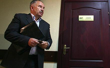Адвокат В.Баумгертнера Дмитрий Горячко. Фото ИТАР-ТАСС/ Вадим Рымаков