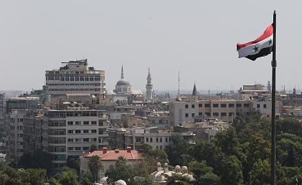 Дамаск. Фото ИТАР-ТАСС/ Михаил Почуев