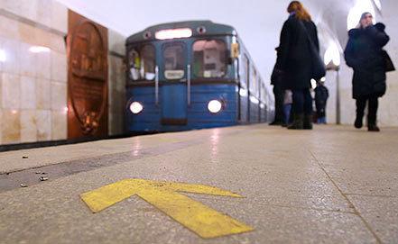 "Станция метро ""Пушкинская"". Фото ИТАР-ТАСС/ Антон Новодережкин"
