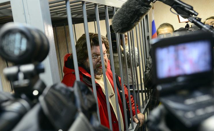 Роман Долгов. Фото ИТАР-ТАСС/ Лев Федосеев
