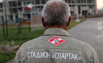 Зек-спартак - Фото ИТАР-ТАСС/Сергей Фадеичев