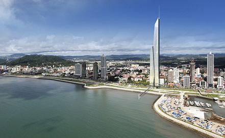 Панама. Фото EPA/GOVERNMENT