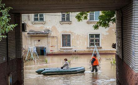Хабаровск, Прибрежный район. Фото ИТАР-ТАСС/Дмитрий Моргулис