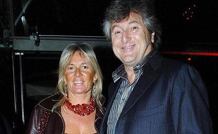 Витторио Миссони с супругой. Фото AP Photo/Livio Valerio, Lapresse