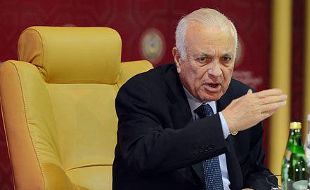 Генеральный секретарь ЛАГ Набиль аль-Араби. Фото ИТАР-ТАСС/ЕРА/STR
