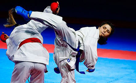 Фото karateworld.ru/ Анна Хаяй