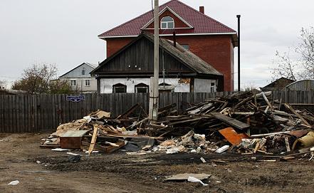 Последствия затопления. Фото ИТАР-ТАСС/ Иван Белозеров