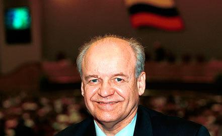 Виктор Черепков. 2000 г. Фото ИТАР-ТАСС/Николай Малышев