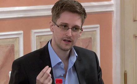 Эдвард Сноуден. Фото AP