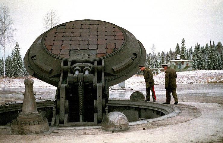 A ballistic missile silo (archive)