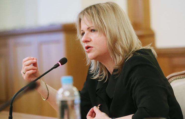 Russian President's Representative in G20 Svetlana Lukash