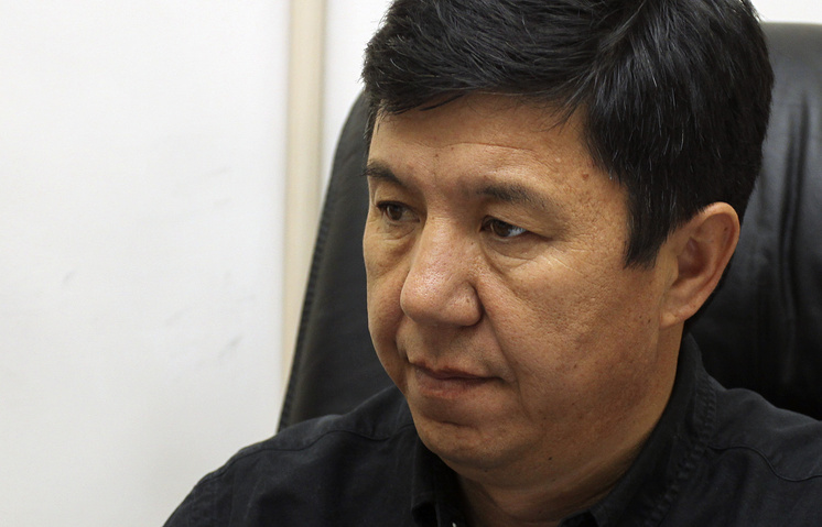 Премьер- министр Киргизии Темир Сариев