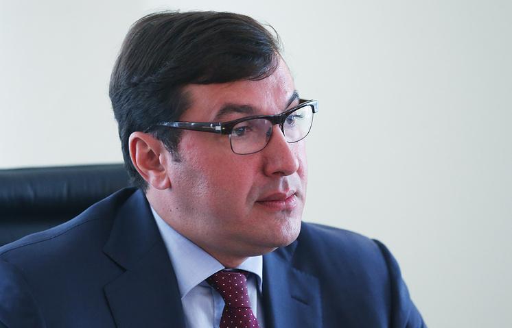 Президент Всероссийской федерации волейбола Станислав Шевченко