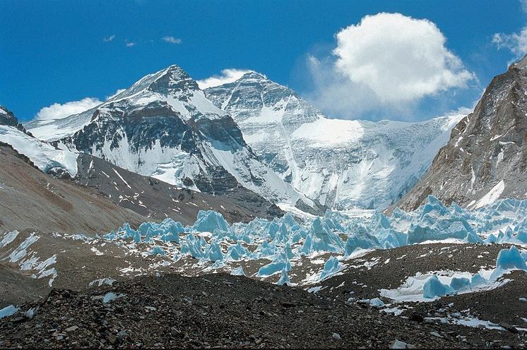На подступах к Эвересту