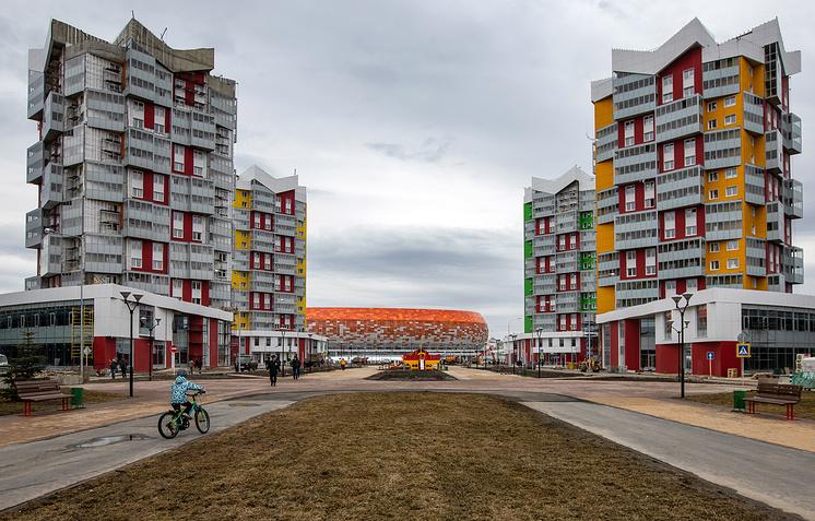 """Стадион """"Мордовия Арена"""""""