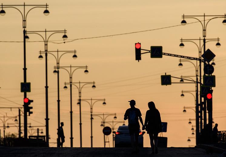 Улица в Екатеринбурге