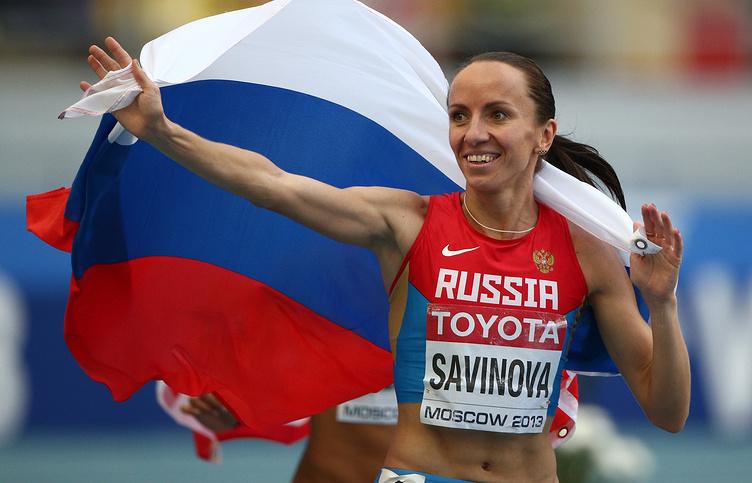Мария Савинова-Фарносова