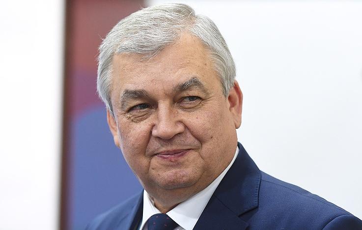 Спецпредставитель президента РФ по сирийскому урегулированию Александр Лаврентьев