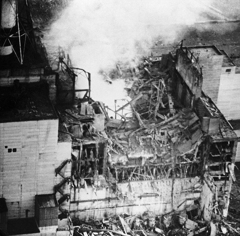 Еще раз о причинах Чернобыльской аварии